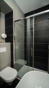 Kupaonica u objektu Apartments Kruc