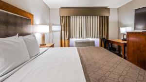 Cama o camas de una habitación en Best Western Plus At Lake Powell