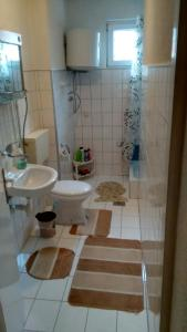 A bathroom at Apartment Dizdarevic