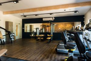 The fitness center and/or fitness facilities at Hatherley Manor Hotel & Spa