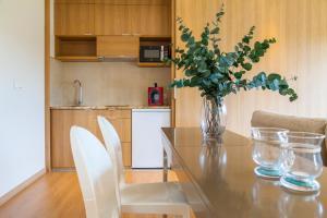 Una cocina o zona de cocina en A Maquia