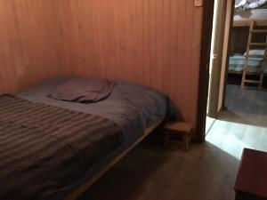 Cama o camas de una habitación en Casa Digüeñe
