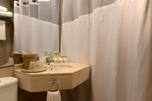 Un baño de Holiday Inn Express - Puerto Montt - Patagonia