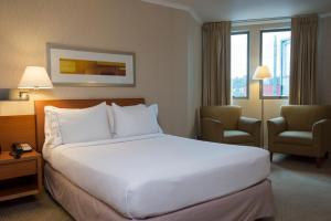 Cama o camas de una habitación en Holiday Inn Express - Puerto Montt - Patagonia