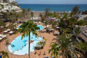 A view of the pool at Corallium Beach by Lopesan Hotels or nearby