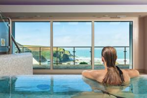The swimming pool at or close to Bedruthan Hotel & Spa
