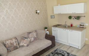 A kitchen or kitchenette at Adagio Residence