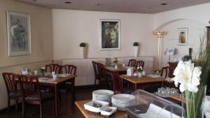 Ресторан / где поесть в Hotel am Stadion
