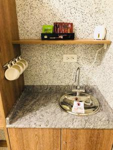 A kitchen or kitchenette at Bi Xuelin