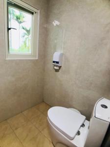 A bathroom at Bi Xuelin