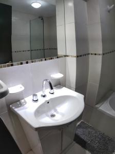 Un baño de Departamento Centro