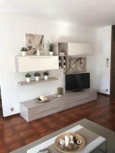 TV o dispositivi per l'intrattenimento presso Casa Martini Abano