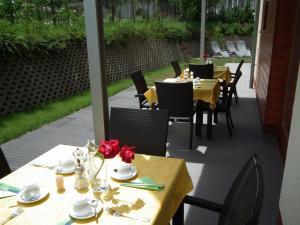 Ресторан / где поесть в Baláca Panzió