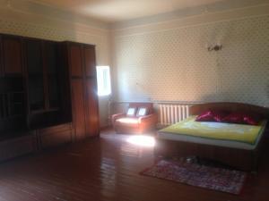 Cama ou camas em um quarto em Comfort House with seaview