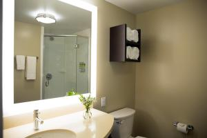 A bathroom at Staybridge Suites Seattle - South Lake Union