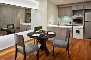 A kitchen or kitchenette at Fraser Suites Sukhumvit - Bangkok