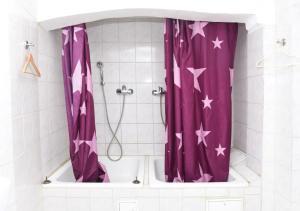 A bathroom at Paulibude
