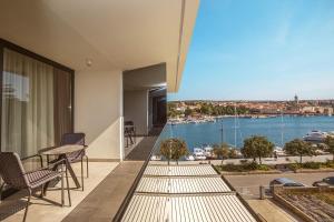 A balcony or terrace at Hotel Maritim