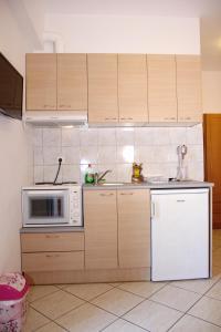 Cucina o angolo cottura di Panorama Elafonisos