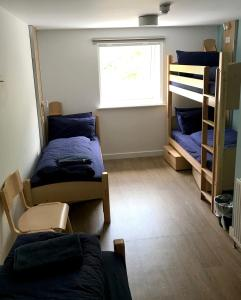 A bunk bed or bunk beds in a room at Glen Nevis Youth Hostel