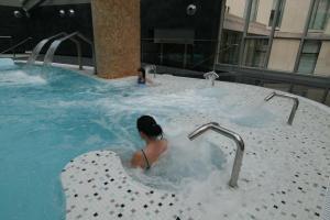 The swimming pool at or near Ágora Spa & Resort