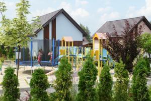 Детская игровая зона в Perlyna Dzvinkova