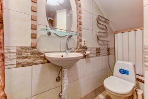 Ванная комната в Mechtatel Na Manezhnom