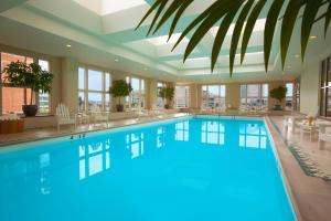 The swimming pool at or near Seaport Hotel® Boston