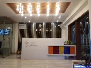The lobby or reception area at The Celebrations by HNH