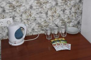 Принадлежности для чая и кофе в Отель КИК7