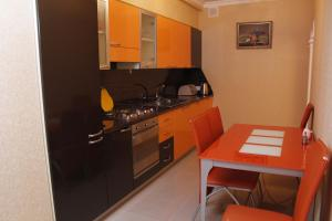 A kitchen or kitchenette at Appartment in the Centre