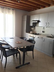Küche/Küchenzeile in der Unterkunft Villas Lidia