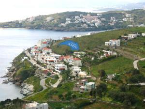 Άποψη από ψηλά του Studios Marfo