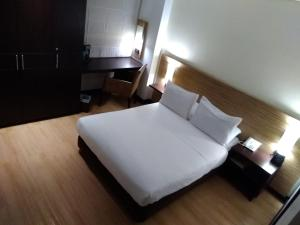 A bed or beds in a room at Scala 68