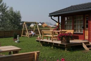 Vaikų žaidimų erdvė apgyvendinimo įstaigoje Love Island Guesthouse