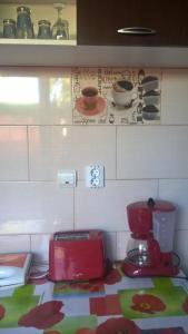 A kitchen or kitchenette at Casa Ancora Sulina