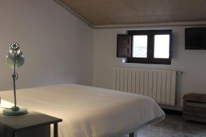 Cama o camas de una habitación en Green River Hostel
