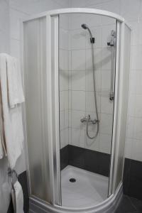Ванная комната в Гостиница Акрон