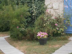 A garden outside Gite La Petite Folie