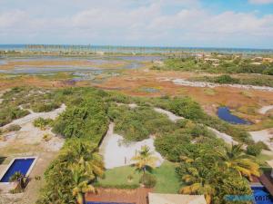 A bird's-eye view of Casa de Férias na Praia em Costa do Sauípe