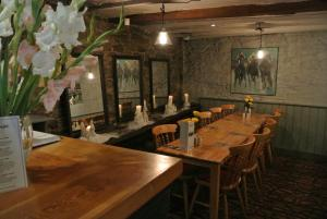 A restaurant or other place to eat at The Horse & Jockey Inn