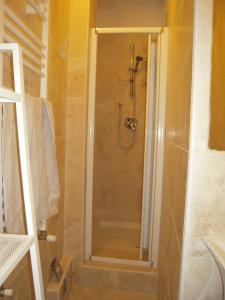 A bathroom at Studio Palestro