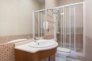 Un baño de Behap Madrid De Las Letras