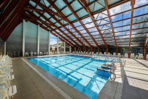 The swimming pool at or close to Dall'Onder Grande Hotel Bento Gonçalves