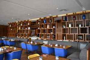 A restaurant or other place to eat at Novotel Taiping