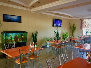 Лаундж или бар в Мотель Рябинушка