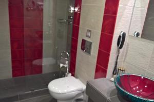 Ένα μπάνιο στο Kalavrita Canyon Hotel & Spa
