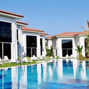 The swimming pool at or near Paloma Oceana Resort - Luxury Hotel