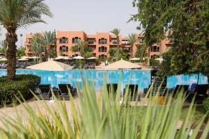 The swimming pool at or near Kenzi Menara Palace & Resort All Inclusive