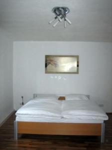 Ein Bett oder Betten in einem Zimmer der Unterkunft Hotel Allee No. 4